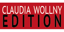 Claudia Wollny Edition-Logo